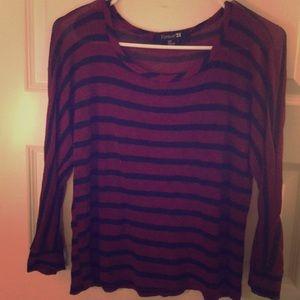 FINAL OFFER - Forever 21 Crop Light weight Sweater